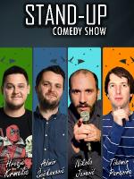 BIS comedy predstavlja: Stand up comedy show