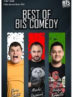 SMIJEH SE VRAĆA U PAZIN - Best Of BIS comedy Stand Up Show