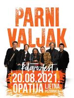Parni Valjak @Opatija,