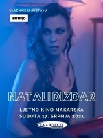 Natali Dizdar u Ljetnom kinu Makarska