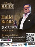 Halid Bešlić @ Konoba Kamen