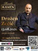 Dražen Zečić @ Konoba Kamen