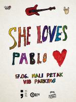 She Loves Pablo - VIB parking