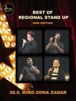 Best of regional stand up (Hr/Srb/Slo/BiH) mini edition Zadar
