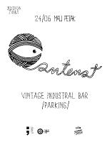 Antenat - VIB parking