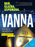 Vanna - u perivoju Novih dvora bana Jelačića, Zaprešić
