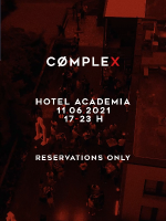 CØMPLEX at Hotel Academia
