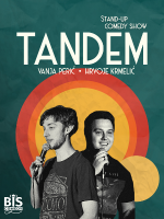 Tandem - stand up comedy show