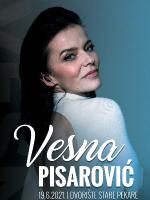 VESNA PISAROVIĆ live @ dvorište Stare Pekare