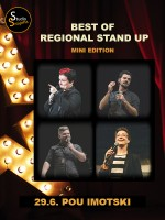 Best of regional stand up (Hr/Srb/Slo/BiH) mini edition Imotski