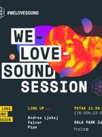 WE LOVE SOUND SESSION