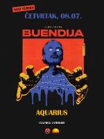 Alejuandro Buendija @ Aquarius, ZG