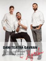 Dani Teatra Gavran | Sve o muškarcima