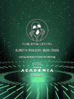 PANIC ROOM CROATIA @ Hotel Academia