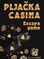 Pljačka casina - escape game