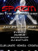 SPAZM IN THE MULTIVERSE - Summer Music Summit - Komiza