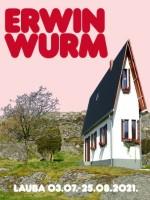 Erwin Wurm u Laubi