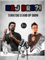 KAJ BRE?! stand up comedy show @ dvorište Katran Zagreb