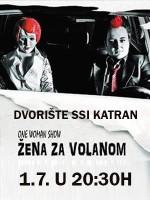 Žena za volanom - Martina Ipša One Woman Show @ Katran Dvorište