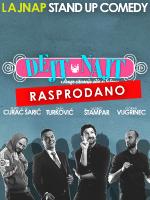 DEJTNAJT by LAJNAP - OPEN AIR comedy show