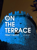 On The Terrace - Trsat Castle