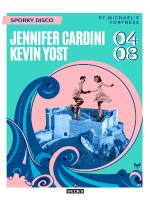 Sporky Disco pres. Jennifer Cardini & Kevin Yost