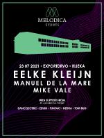 Melodica events pres. Eelke Kleijn, Manuel DeLa Mare, Mike Vale & Co.