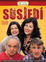Predstava SUSJEDI - Kerekesh Teatar - 4.DANI SMIJEHA U ČAKOVCU