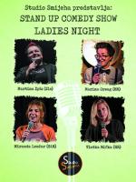 Korčula Ladies night stand up comedy (Hr/Slo/BiH)