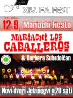 14. FA FEST - Mariachi Los Caballeros & Barbara Suhodolčan