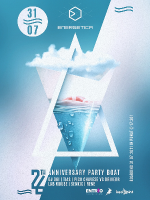 26th Energetica Anniversary Party Boat