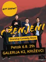 OŽENJENI StandUp Comedy Show