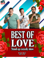 BIS comedy: Best of LOVE stand up show