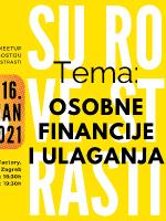 Surove strasti event: Osobne financije i ulaganja