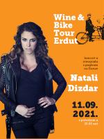 Wine & Bike Tour Erdut 2021 / Koncert: Natali Dizdar