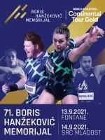 WA Continental Tour Gold 2021. - 71. Boris Hanžeković memorijal