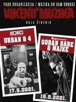 Urban & 4 + Goran Bare & Majke u Šibeniku