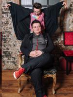Pula Ladies night duo stand up (Hr/Slo) - Marina Orsag i Martina Ipša