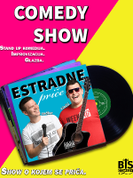 Estradne priče - stand up comedy show