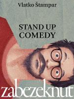 ZABEZEKNUT - Vlatko Štampar - Stand Up Comedy - OPEN AIR - by Lajnap