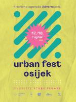 Urban Fest Osijek 2021. // Dvorište Stare pekare