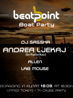 BeatPoint Summer Clossing Boat Party