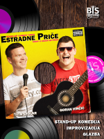NS Sesvete: Estradne priče - stand up comedy show