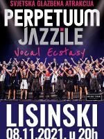 Perpetuum Jazzile u Lisinskom
